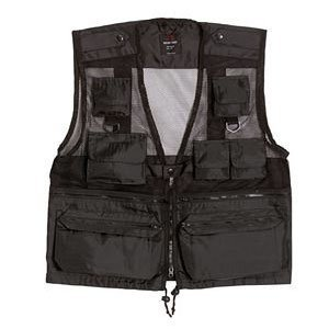 - 6484 BLACK RECON VEST 2XL