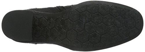Mjus 270213-0101-6002, Zapatillas de Estar por Casa para Mujer Negro - negro