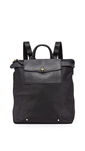 Tumi Women's Weekend Foldable Backpack, Black, One Size