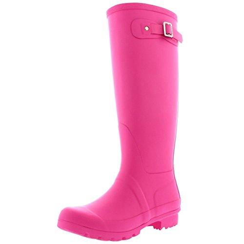 Womens Original Tall Snow Winter Wellington Waterproof Rain