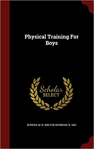 Physical Training For Boys