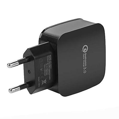 Universal Quick Charge QC 3.0 Adaptador de Cargador de Pared ...