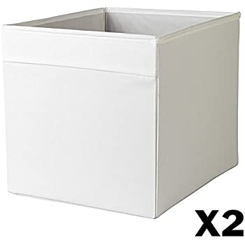 Amazon.com: IKEA plegable caja de almacenamiento: Home & Kitchen