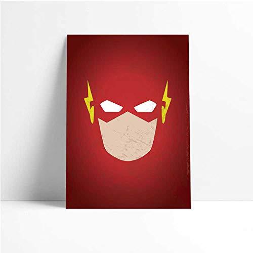 Quadro Decorativo - The Flash - Quadro 20x30