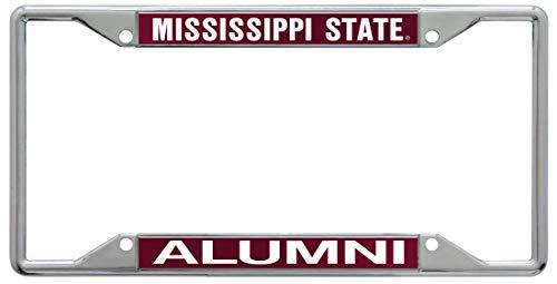 Wincraft Mississippi State University Alumni Premium License Plate Frame ()