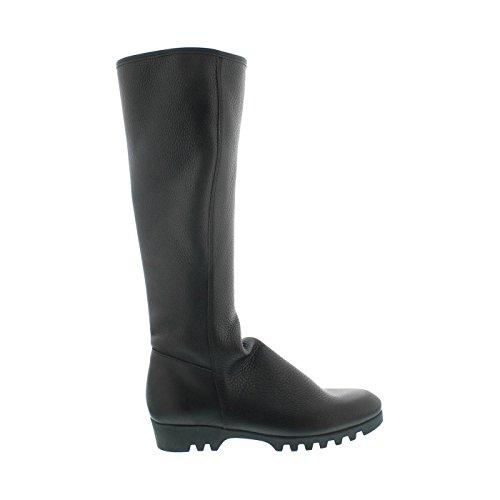 ArcheJimboz - bota alta Mujer Negro