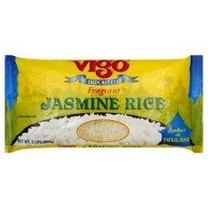 Vigo Jasmine Rice, 2-pounds (Pack of6) by VIGO
