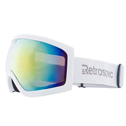 Traverse Goggles - Retrospec Traverse G1 Ski, Snowboard, and Snowmobile Goggles