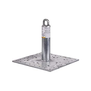 Guardian Fall Protection 00656 Cb 18 Cb Galvanized Roof