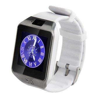 Bluetooth SmartWatch DZ09 Reloj Inteligente con podómetro Anti-Lost cámara para iPhone Samsung Huawei Android iOS: Amazon.es: Electrónica