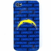 NFL San Diego Chargers Graphics 3 Snap on Case ()