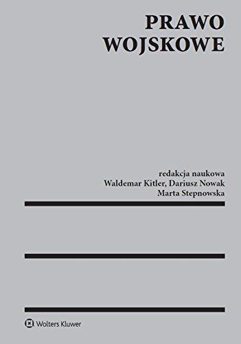Read Online Prawo wojskowe pdf
