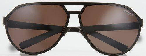 Allure Eyewear Call of Duty Sunglasses, Matte Black - Xbox ()