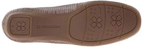 Naturalizer Women's Gloria Pump, Dk Brown, 9.5 M US Metal