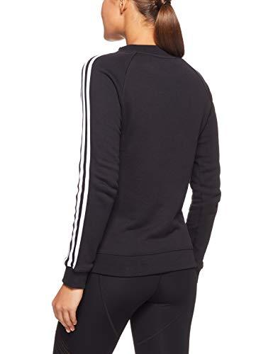 Noir Adidas Sweat Trefoil Capuche À shirt Femme xaZgq1x