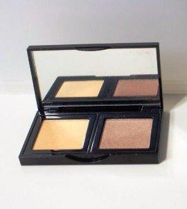 Bobbi Brown 2 pan Eyeshadow set ~ SLATE & SHELL