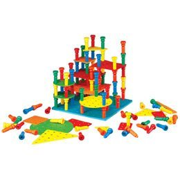 DSS Tall Stacker Pegs Building - Stackers Set