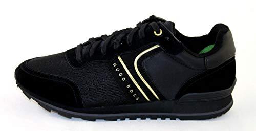 44 BOSS HUGO Taglia Sneakers in Stringate 50317133 tessuto ParkourRunnnymx ibrido f1Agqw1