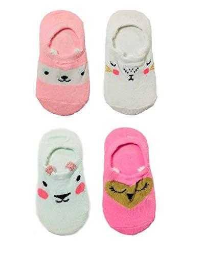 Clastik 100% Cotton Socks for Kids Multicolor