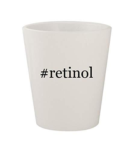 Price comparison product image #retinol - Ceramic White Hashtag 1.5oz Shot Glass