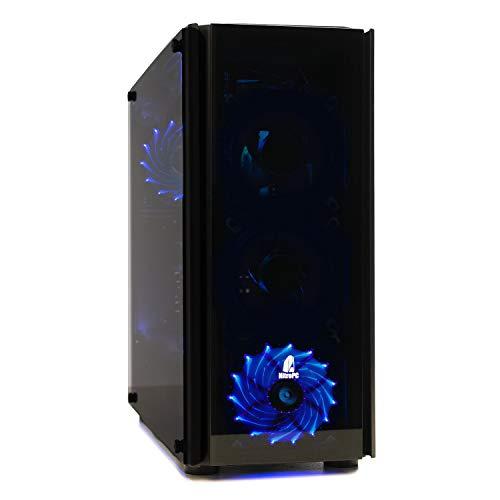 NITROPC – PC Gamer Avanzado Nitro *Rebajas* (i7, GTX1660 6GB, SSD 240, 1TB, 16GB + Windows 10*) + WiFi de Regalo. pc…