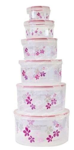Dispensador de harina de pasta de cereales seco para almacenamiento de alimentos, color rosa al