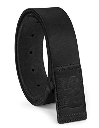 - Timberland PRO Men's No-Scratch No Buckle Mechanic Belt, black, 36