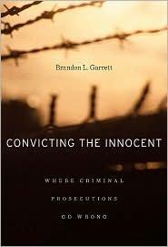 Convicting the Innocent Publisher: Harvard University Press