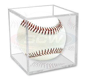 BallQube Baseball Display Case