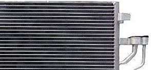 Sunbelt A//C AC Condenser For Hyundai Tucson Kia Sportage 3864 Drop in Fitment