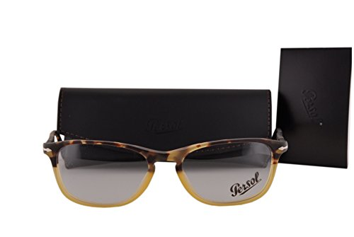 Persol PO3116V Eyeglasses 54-18-145 Havana Yellow Vintage Celebration 9035 - Persol Sunglasses Vintage