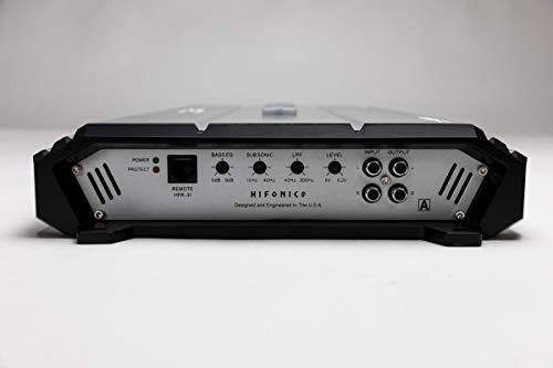 Hifonics ZXX3200.1D Class D Monoblock Amplifier