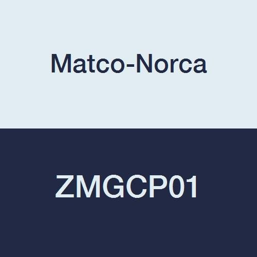 Matco-Norca ZMGCP01 Galvanized Malleable Coupling, 1/4