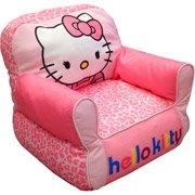Hello Kitty Bows Bean Chair by magical harmony