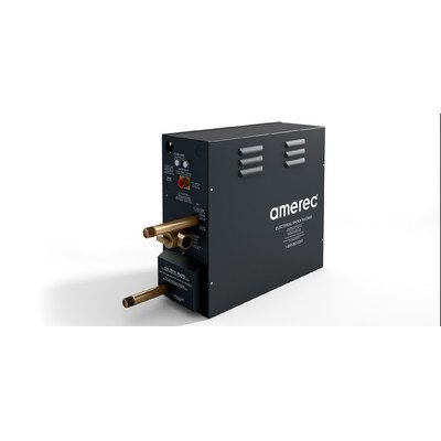 Amerec 9016-600 AX Series 11.2KW Steam Bath Generator (Amerec Steam Generator compare prices)