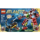Lego Atlantis 8080 Undersea Explorer - 364 pieces