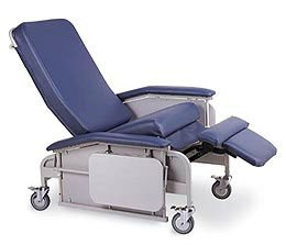 Winco Droparm 3-Position Recliner, XL Convalescent Recliner, Care Cliner and Care Cliner XL Drop Arm
