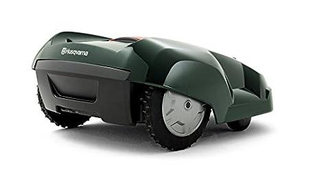 Husqvarna 220 AC Robot - Cortacésped (Robot cortacésped, 22 cm, 2 ...