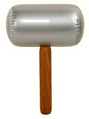 Inflatable Mallet Costume,One Size -