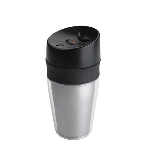OXO Good Grips Mini LiquiSeal Travel Mug, Silver