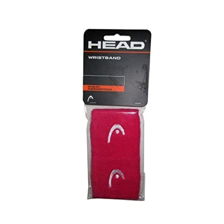 Head - Wristband 2.5, Color Pink
