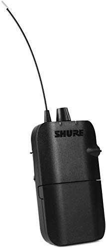 Shure P3R Wireless Bodypack Receiver for PSM300 Stereo Personal Monitor System, H20