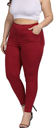Allegrace Stretch Control Leggings Pockets