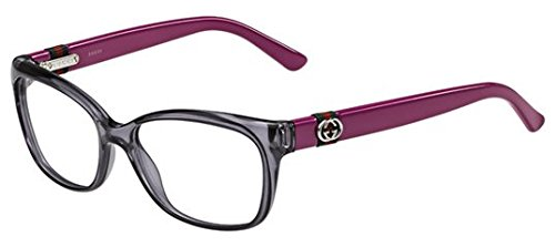 Gucci GG3683 Eyeglasses-04UG Gray Cyclamen - Frames Gucci Men