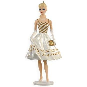 2009 Hallmark Keepsake Ornament Country Club Barbie #16 in Series