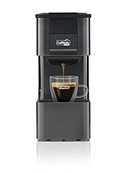 Máquina Café Caffitaly Iris negra + 60 Cápsulas mixtas (): Amazon.es: Hogar