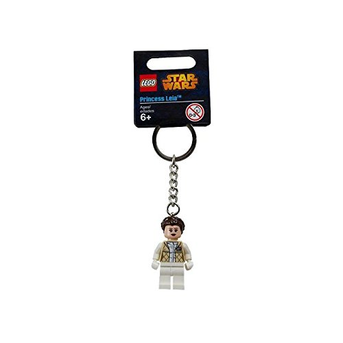 Leia Costume Uk (LEGO Star Wars Princess Leia Minifigure Key Chain 850997)