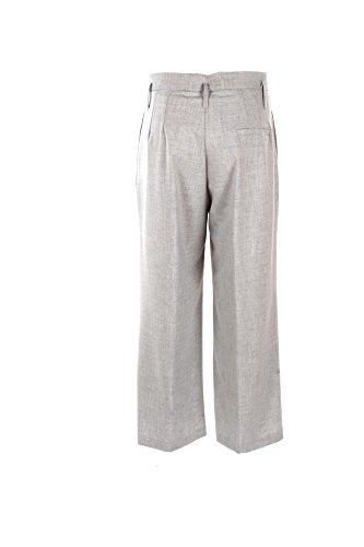 Pantalone Donna Kaos 42 Grigio Hi1co035 Autunno Inverno 2017/18