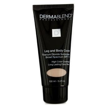 Legs Beige - Dermablend Leg and Body Cover Make-Up SPF 15, Beige, 3.4 Ounce