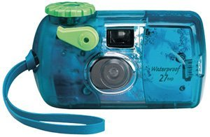 Fujifilm Quick Snap Waterproof 35mm Single Use Camera, 1 Count (Pack of 10)
